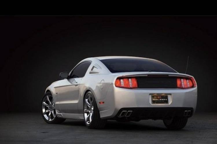 Ford Mustang GT Saleen S302 2011