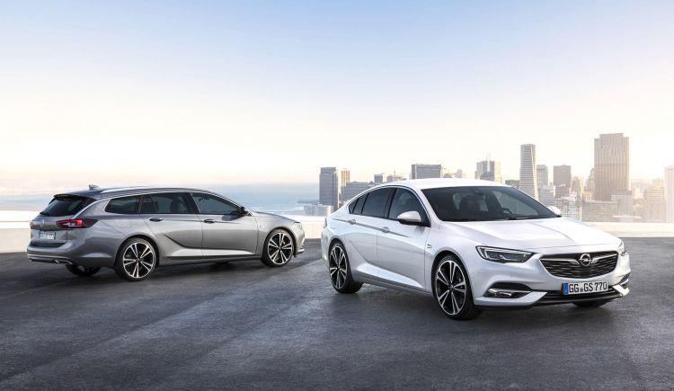 Salir Rebano Suv Opel Insignia