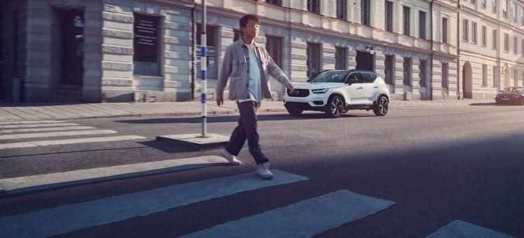 Saltarse Paso Peatones Cebra Multa Volvo Portada