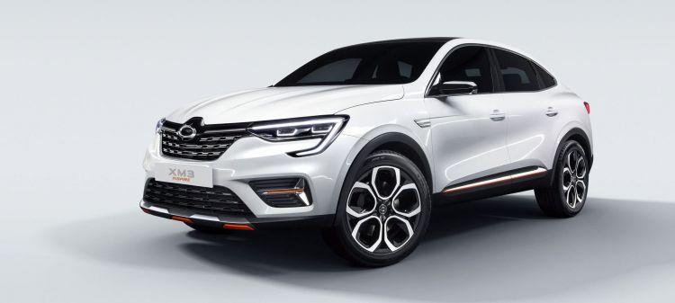 2019 Show Car Xm3 Inspire
