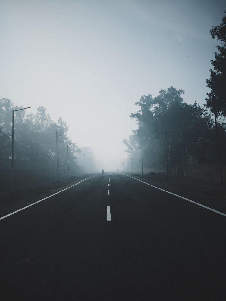Satwik Arora Carretera Invernal