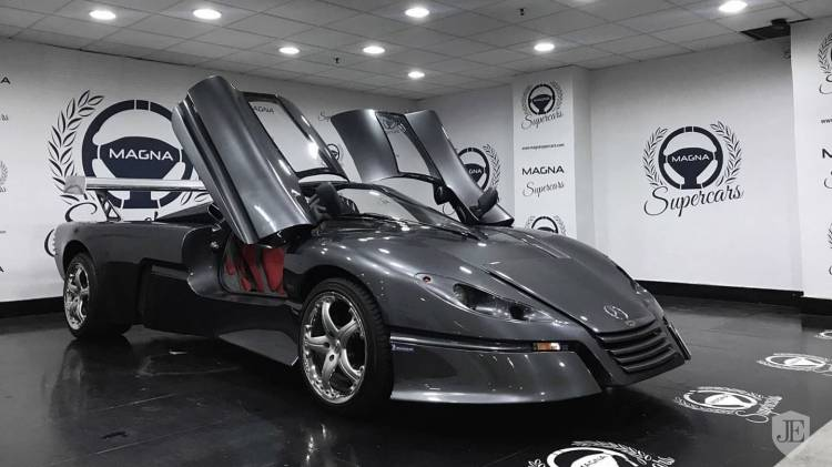 Sbarro Espace Gt1 Mercedes 0918 004