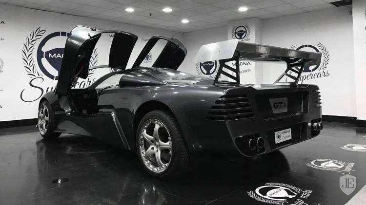 Sbarro Espace Gt1 Mercedes 0918 008