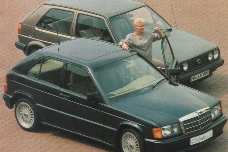 Schulz 190e City Mercedes Historia 02