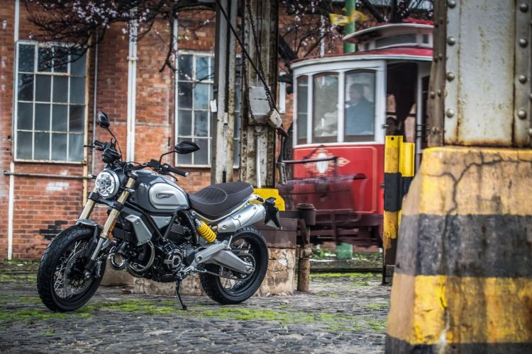 Scrambler 1100 Special Static 020 Uc65217 High