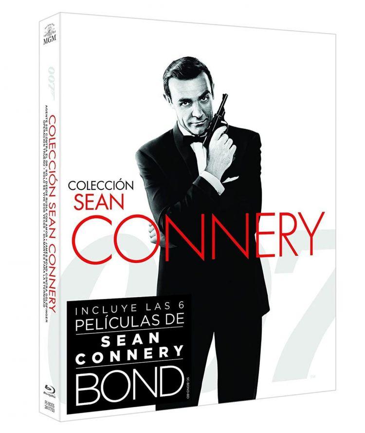 Sean Connery 007 Resultado