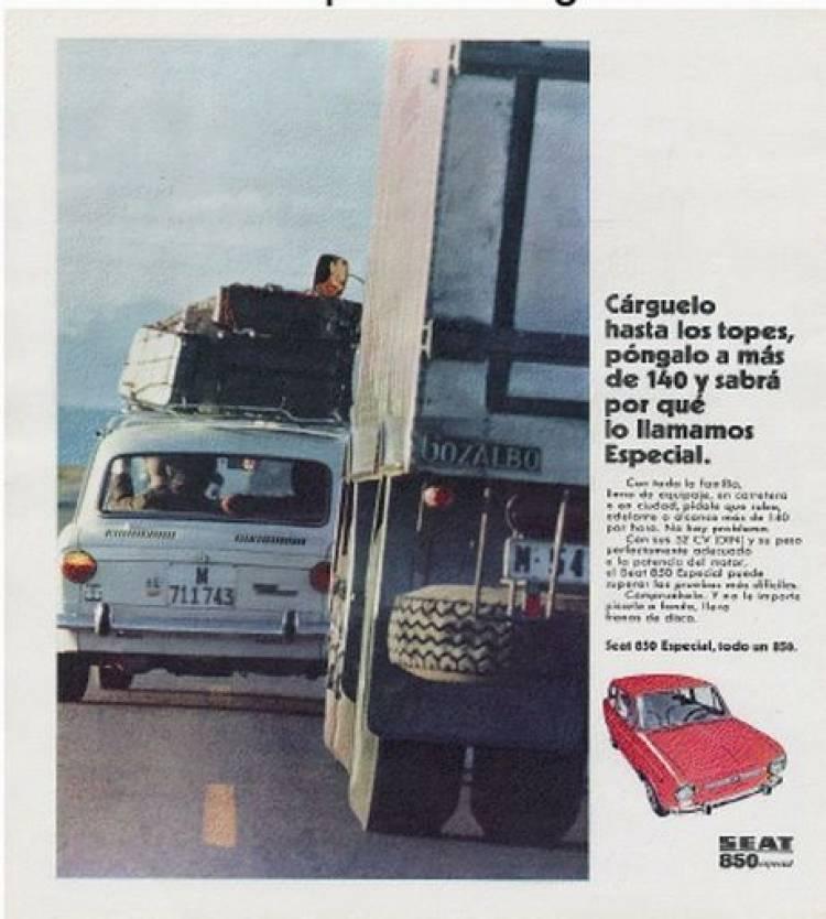 SEAT Publicidad