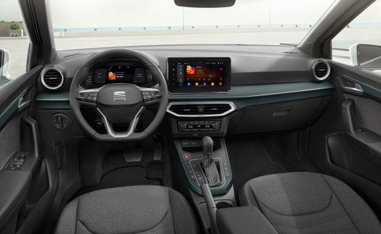 Seat Arona 2021 2 Xperience Interior