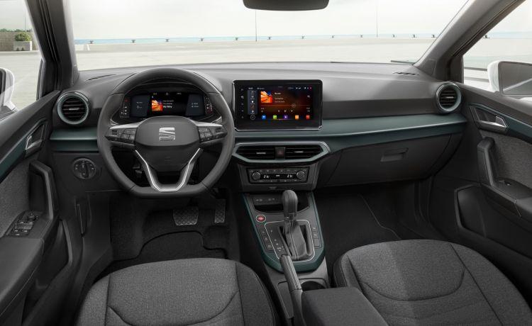 Seat Arona 2021 Precios 08 Interior Salpicadero