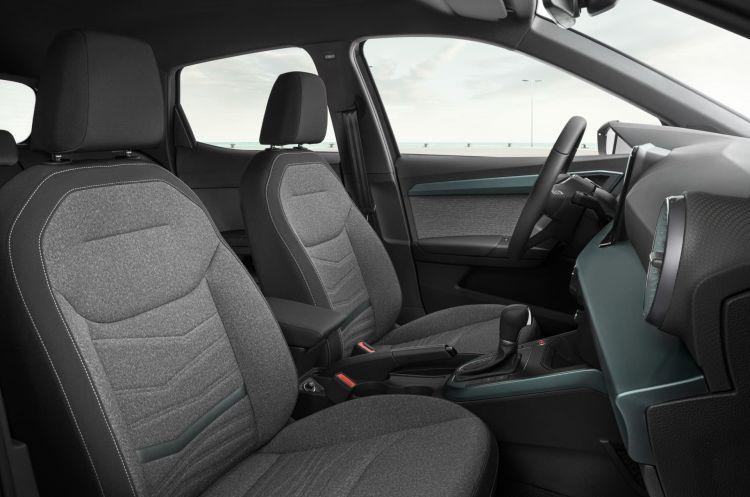 Seat Arona 2021 Precios 09 Interior Plazas Delanteras