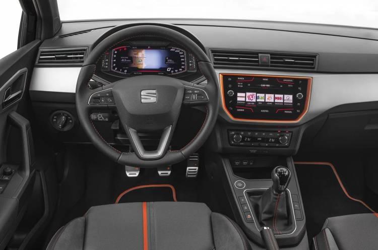 Seat Arona Digital Cockpit 0718 01