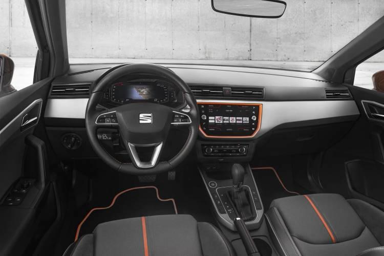 Seat Arona Digital Cockpit 0718 04