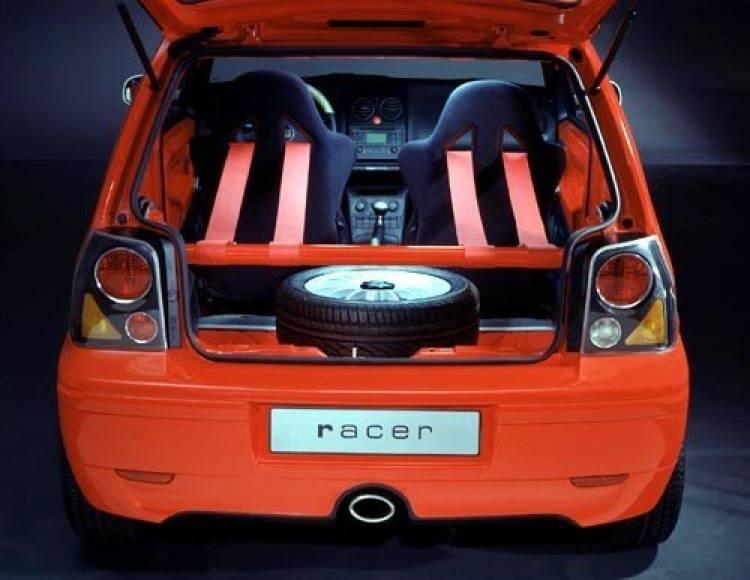Seat Arosa Racer, el urbano GTI que se quedó en prototipo