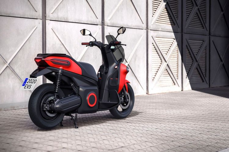Seat E Scooter 8
