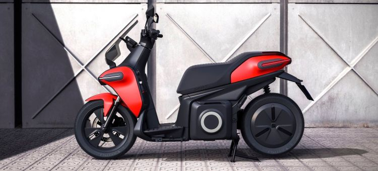 Seat E Scooter P
