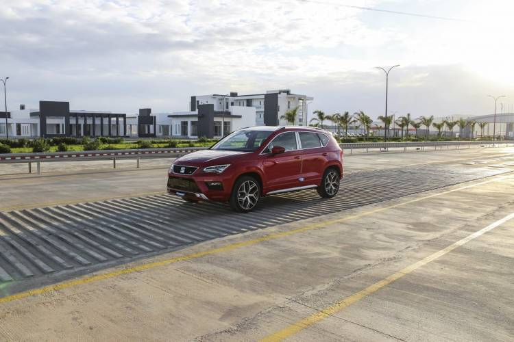 Seat Enhances Growth In Algeria With The Assembly Of The Ateca 003 Hq