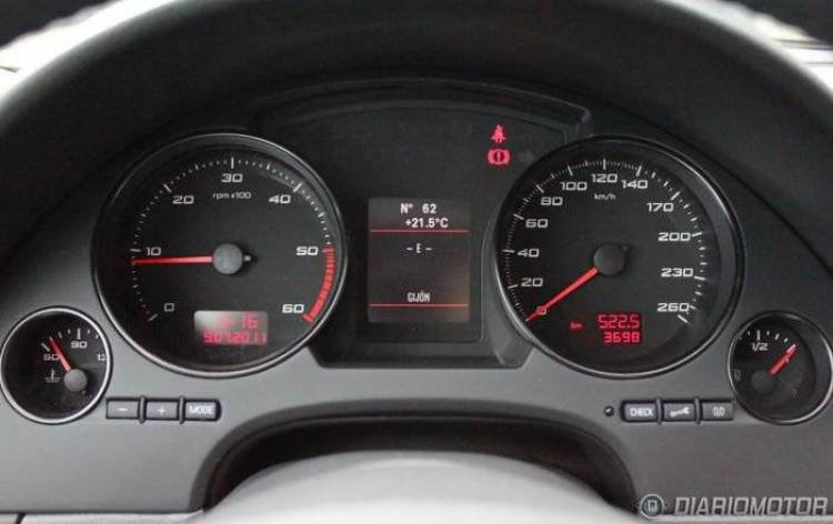 Seat Exeo 2.0 TDI 120 CV Reference, a prueba (I)