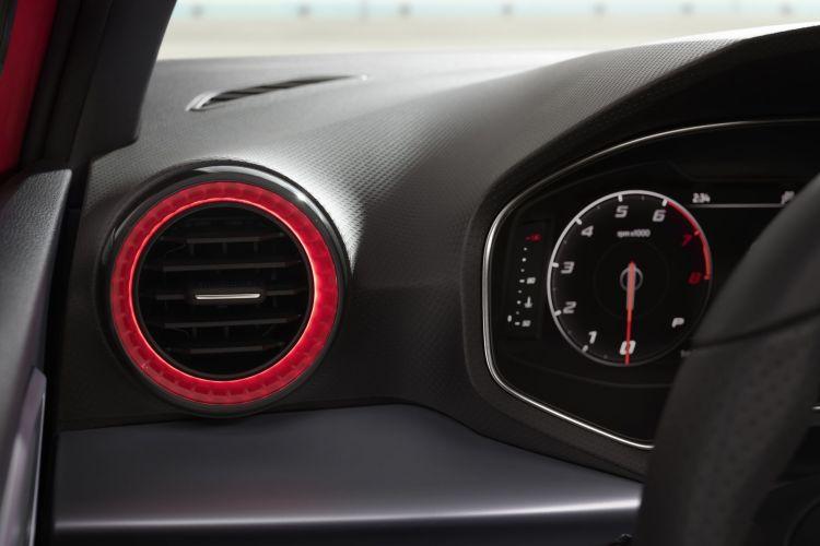 Seat Ibiza 2021 3 Interior