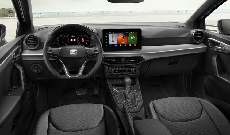 Seat Ibiza 2021 4 Interior