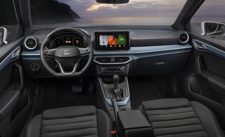 Seat Ibiza Arona 2021 Prueba 6