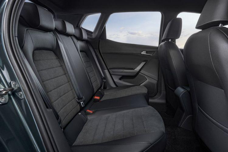 Seat Ibiza Arona 2021 Prueba 7