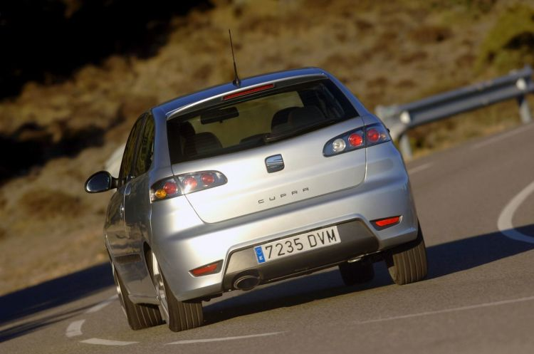 Seat Ibiza Cupra Tdi 160 11