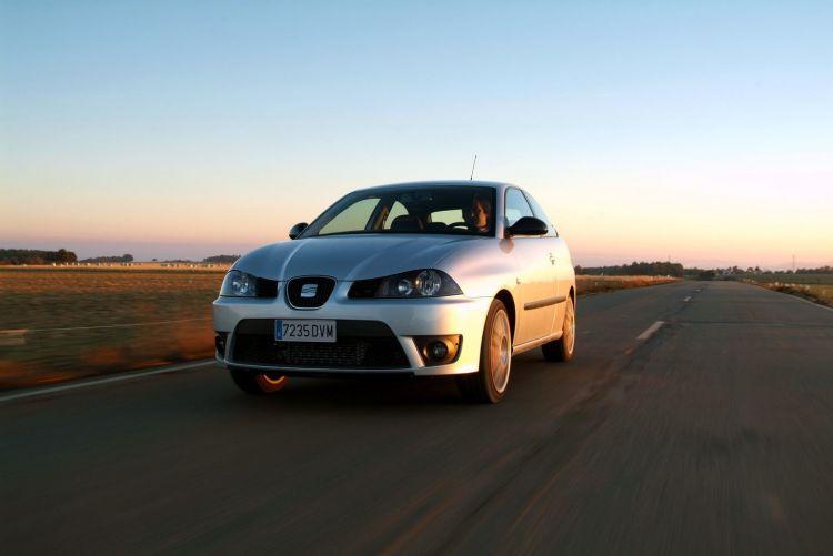 Seat Ibiza Cupra Tdi 160 6