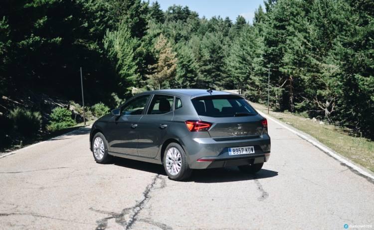 Seat Ibiza Prueba Video Diesel 8