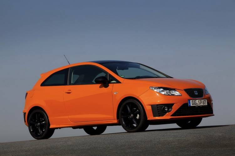Seat Ibiza Sportcoupé Sport Limited Edition