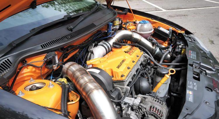 Seat Ibiza Tdi Motor