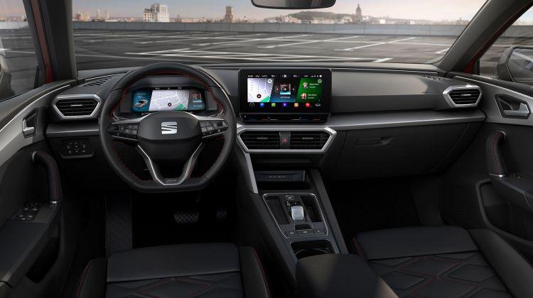 Seat Leon 2020 Fr Interior Pantallas