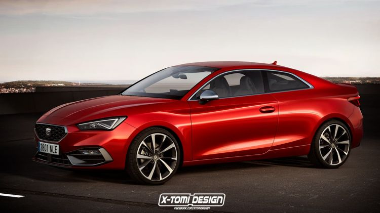 Seat Leon Coupe2