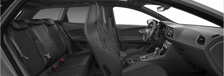 Seat Leon Cupra 370 Cv Abt 8