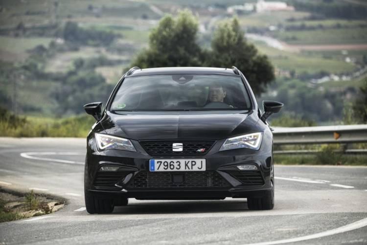 Seat León ST Cupra Black Carbon: 100 unidades sólo para España