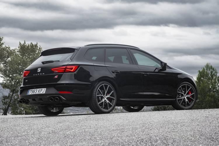 Seat Leon Cupra Black Edition 04