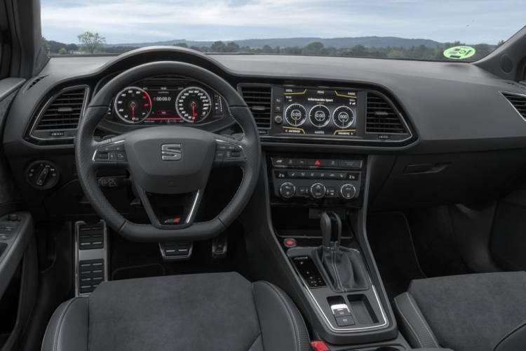 SEAT León ST CUPRA Black Carbon, solo 100 unidades