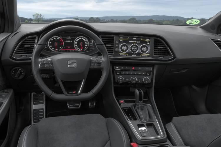 Seat Leon Cupra Black Edition 05