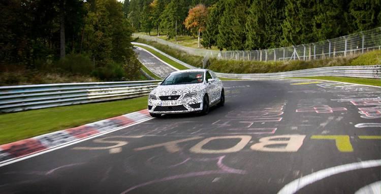 Tiempos Nürburgring