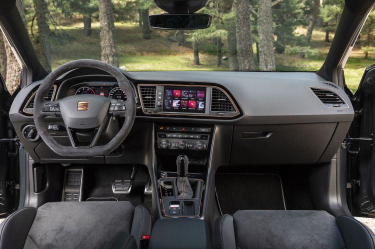 Seat Leon Cupra R St Interior 1