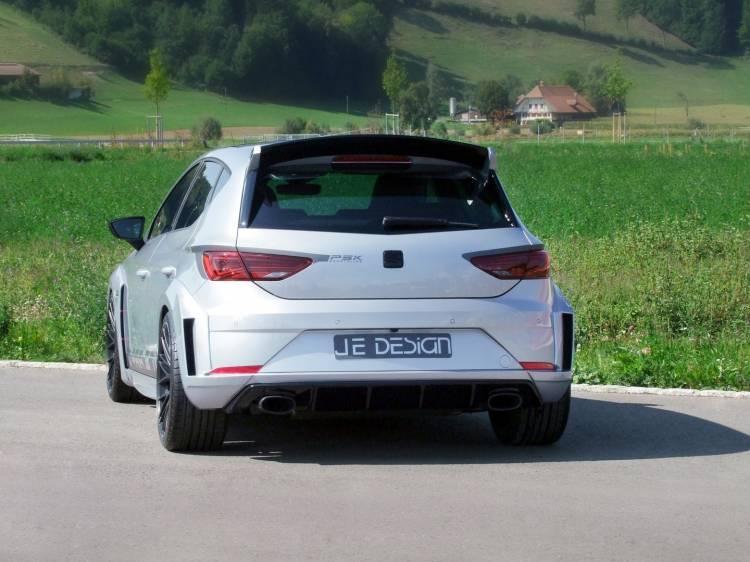 Seat Leon Cupra Tuning Dm 3