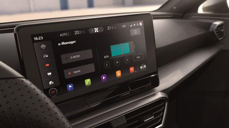 Seat Leon E Hybrid Phev 11