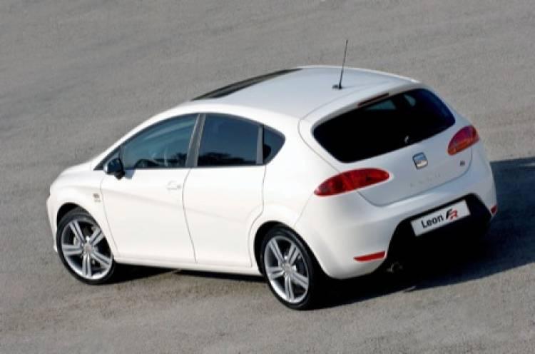 Seat León FR1
