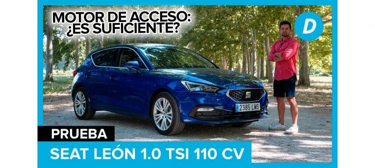 Seat Leon Prueba Video 2021 Tsi 110