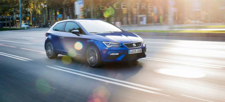 Seat Leon Sc Limited Edition 3 Fin