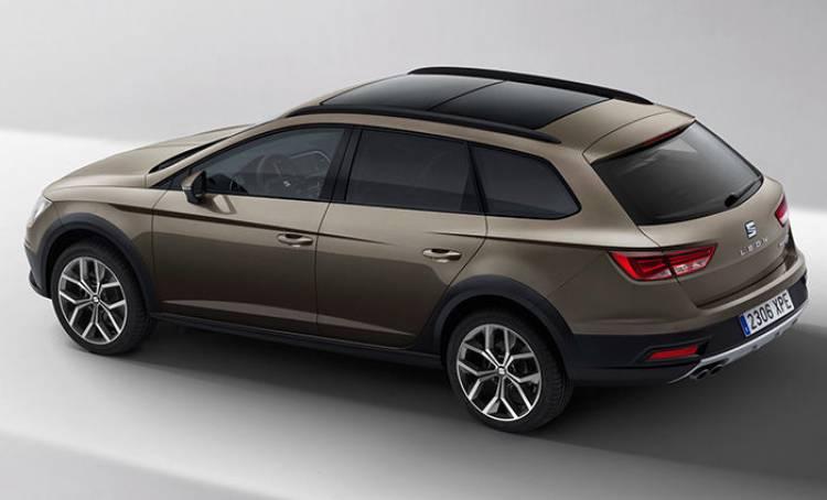 Nuevo SEAT León X-Perience 2015: ahora en vídeo