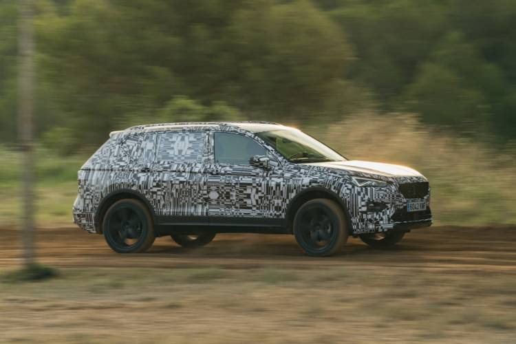 Seat Tarraco On And Off Road Performance In Detail 001 Hq