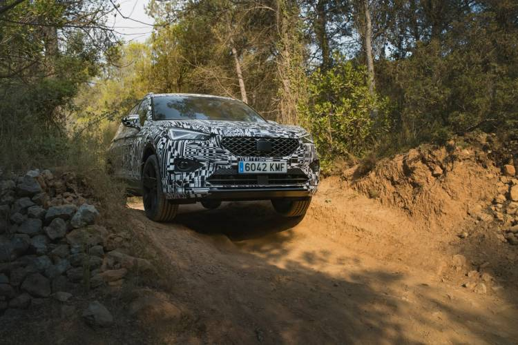 Seat Tarraco On And Off Road Performance In Detail 004 Hq