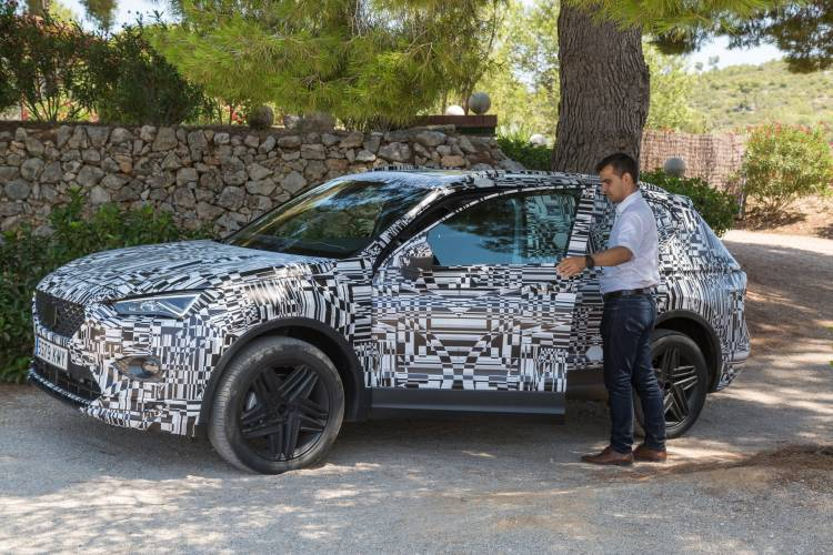Seat Tarraco On And Off Road Performance In Detail 007 Hq
