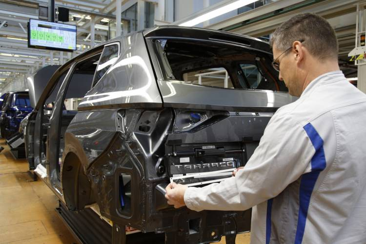Seat Tarraco Production Starts In Wolfsburg 006 Hq