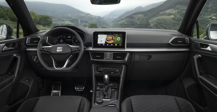 Seat Tarraco Tsi 190 Cv Dsg 4d 2021 Interior 01